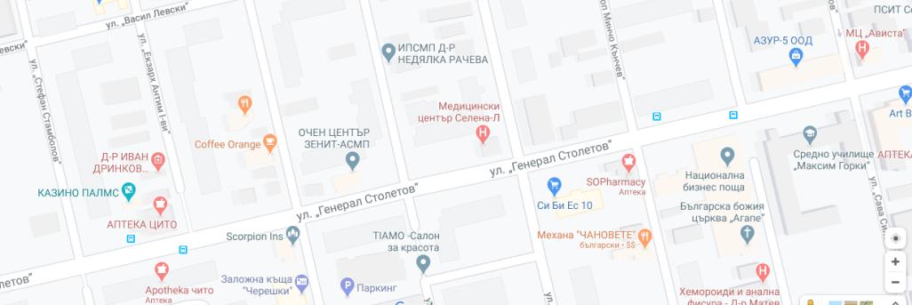 Медицински център Селена-Л